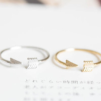arrow knuckle rings/knuckle rings/adjustable rings/stretch rings/men ring/cool rings/couple rings/cute ring/fun rings/bow rings/pinky rings