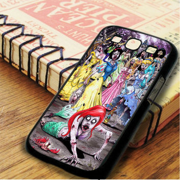 Zombie Princess Disney Samsung Galaxy S3 Case