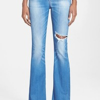 Women's rag & bone/JEAN High Rise Flare Jeans ,