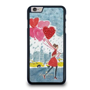 KATE SPADE BALLOON SPARKLE iPhone 6 / 6S Plus Case Cover