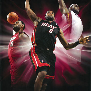Lebron Poster