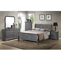 C4934A Grey Louis Philippe
