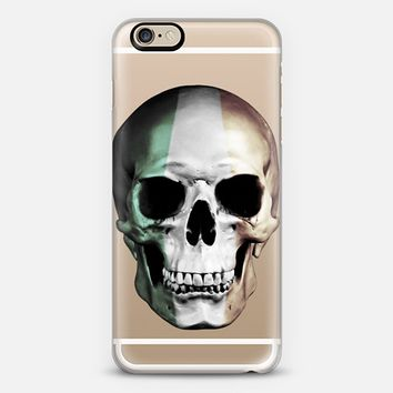 Irish Skull - Transparent iPhone 6s case by Nicklas Gustafsson | Casetify