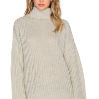 Three of Something Northern Lights Sweater in Natural