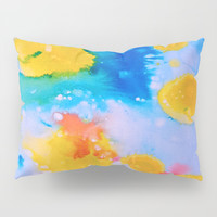 Science Experiment Pillow Sham by DuckyB