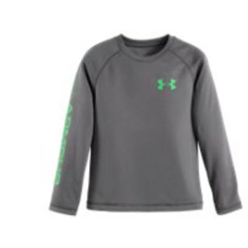 Under Armour Boys' Infant UA Dynamism Long Sleeve T-Shirt