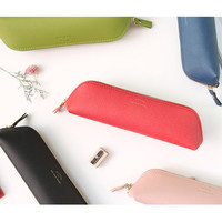 Gunmangzeung The daily goods zipper pencil case