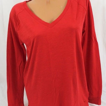 Victoria's secret PINK Long Sleeve Basic T Shirt