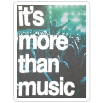 It's More Than Music - V2