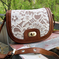 Sweet Lace Bag/Satchel For Summer