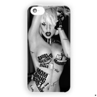 Lady Gaga Nude American Pop Singer For iPhone 5 / 5S / 5C Case
