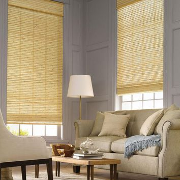 Natural Jute Blinds Curtains Luxury Woven Wood Shade Panels Window Treatments Bamboo Linen Hemp Roller Chinese Custom Handmade