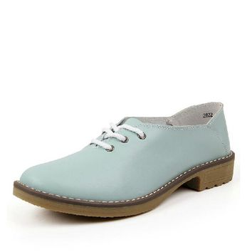 Womens Classic Oxford Shoes