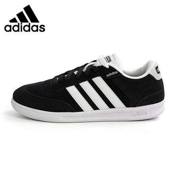 VLXJZ Original New Arrival Adidas NEO Label CROSS COURT Men's Skateboarding Shoes Sneakers