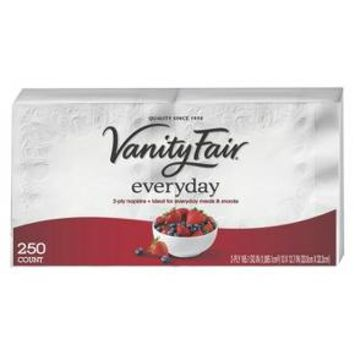 Vanity Fair Everyday Napkins - 250ct