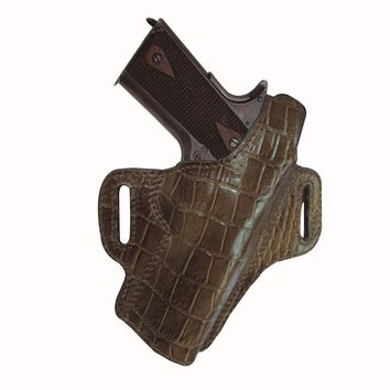 Tagua Premium Thumb Break Belt Holster Sig P220-P226-Brown