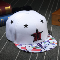 Hip-hop Hats Korean Couple Fashion Summer Stylish Baseball Cap [9730956611]