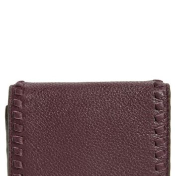 Rebecca Minkoff Mini Vanity Leather Wallet | Nordstrom