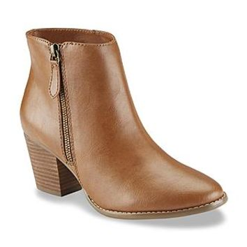 Canyon River Blues Women's Sydney Cognac Ankle Bootie - Clothing, Shoes & Jewelry - Shoes - Women's Shoes - Women's Boots