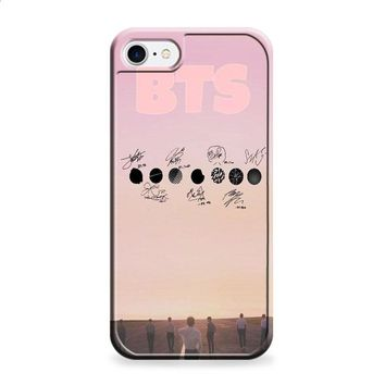 BTS BANGTAN BOYS DEAD LEAVES iPhone 6 | iPhone 6S case