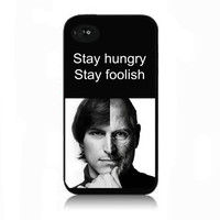 IPhone 5 case, Steve Jobs Inspired
