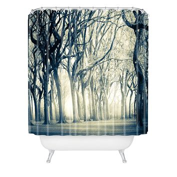 Viviana Gonzalez Forest I Shower Curtain