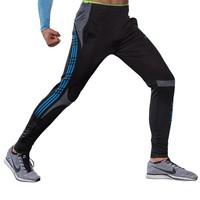 Man pants exercise dry fit hawaiian beach futebol sport pants beach compression fitness sport 2017 badminton Pants men