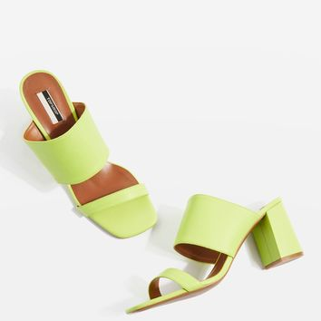 Nickle Mule Sandals | Topshop