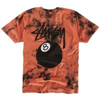 Stussy 8 Ball Tie Dye T-Shirt - Men's at CCS