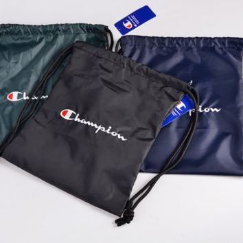 CHAMPION drawstring BAG
