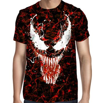 Carnage Red Face T-Shirt