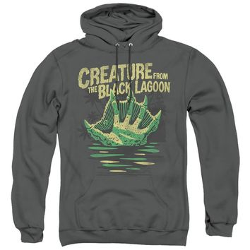 Creature from the Black Lagoon Hoodie Hand Charcoal Hoody