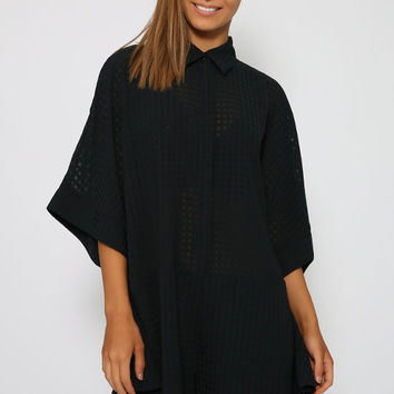 The Fifth Label - Better Than Sunday Playsuit - Black