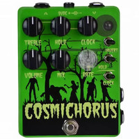 Dr. Scientist Cosmichorus Zombies Chorus Pedal