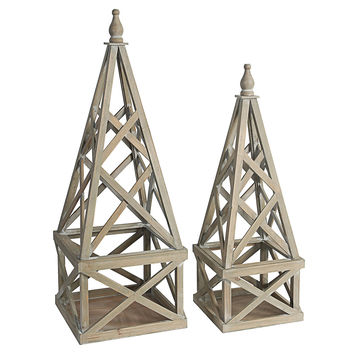 Plant Stands,