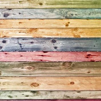 PASTEL WOOD CANDY FLOOR DROP - 4x5 - LCCF970 - LAST CALL