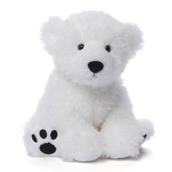 Fresco Polar Bear Stuffed Animal Plush