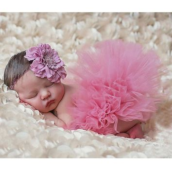 Baby Newborn Photography Props Photo Props For Baby Photography Accessories Pink Tutu Skirts Set Children 's Hats Fotografia