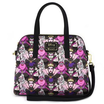 Loungefly x Disney Villains Print Bag - Disney - Brands
