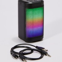 Black LED Wireless Party Speaker | Headphones & Speakers | rue21