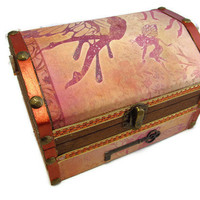Fairy Chest by DeweysNook on Etsy