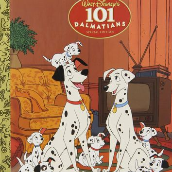 Walt Disney's 101 Dalmatians Little Golden Books Special
