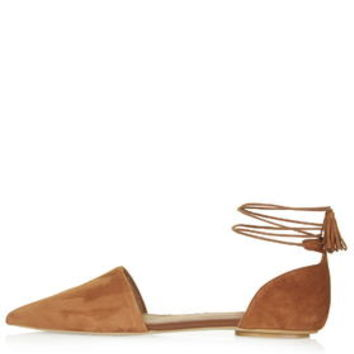 KAISER Ankle Tie Shoes