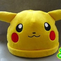 Pokemon Pikachu Fleece Hat