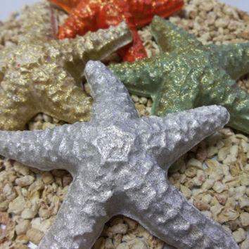 Starfish Bowl Filler Nautical Beach Theme Table Ornaments Or For Candlescaping Home Decor