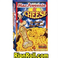 Macaweenie and Cheese - RipnRoll.com