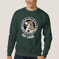 Life Is Better With A Pembroke Corgi Personalized Sweatshirt