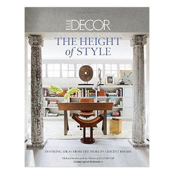 Elle Decor: The Height of Style Coffee Table Book