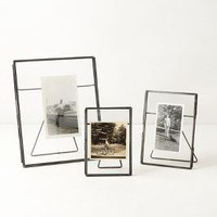 Pressed Glass Photo Frame by Anthropologie