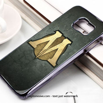 Harry Potter Inspired Defense Against The Dark Arts Samsung Galaxy S6 and S6 Edge Case